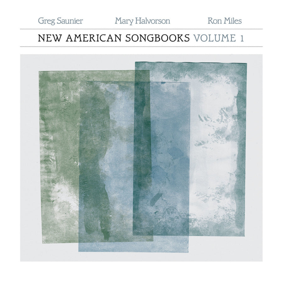 Greg Saunier/Mary Halvorson/Ron Miles: New American Songbooks, Volume 1