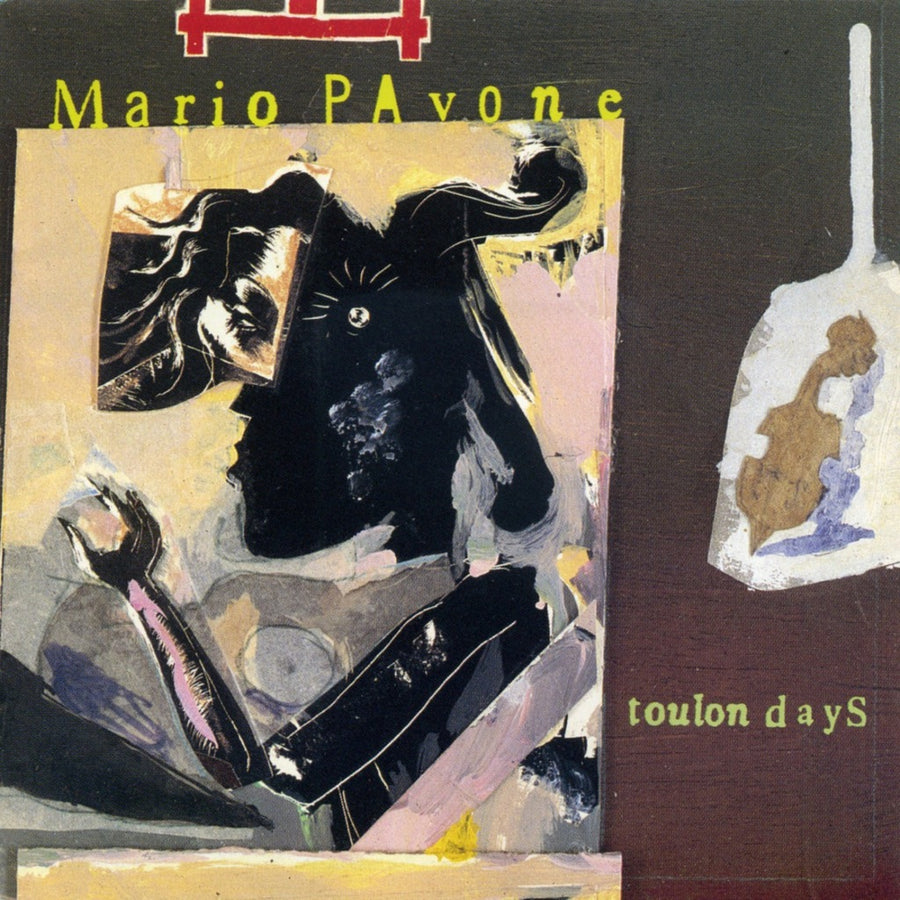 Mario Pavone: Toulon Days