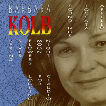Music of Barbara Kolb