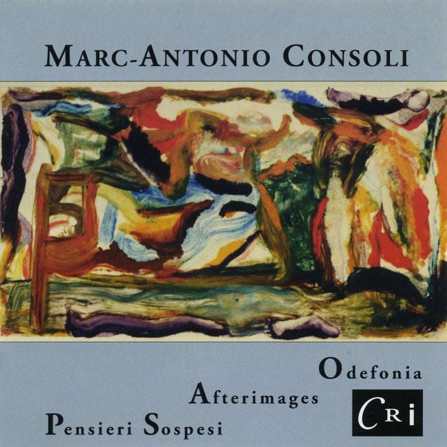 Music of Marc-Antonio Consoli