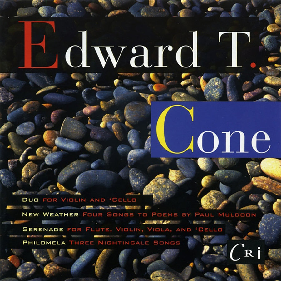 Music of Edward T. Cone