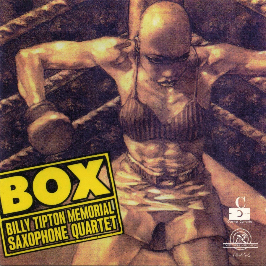 Billy Tipton Memorial Saxophone Quartet: Box