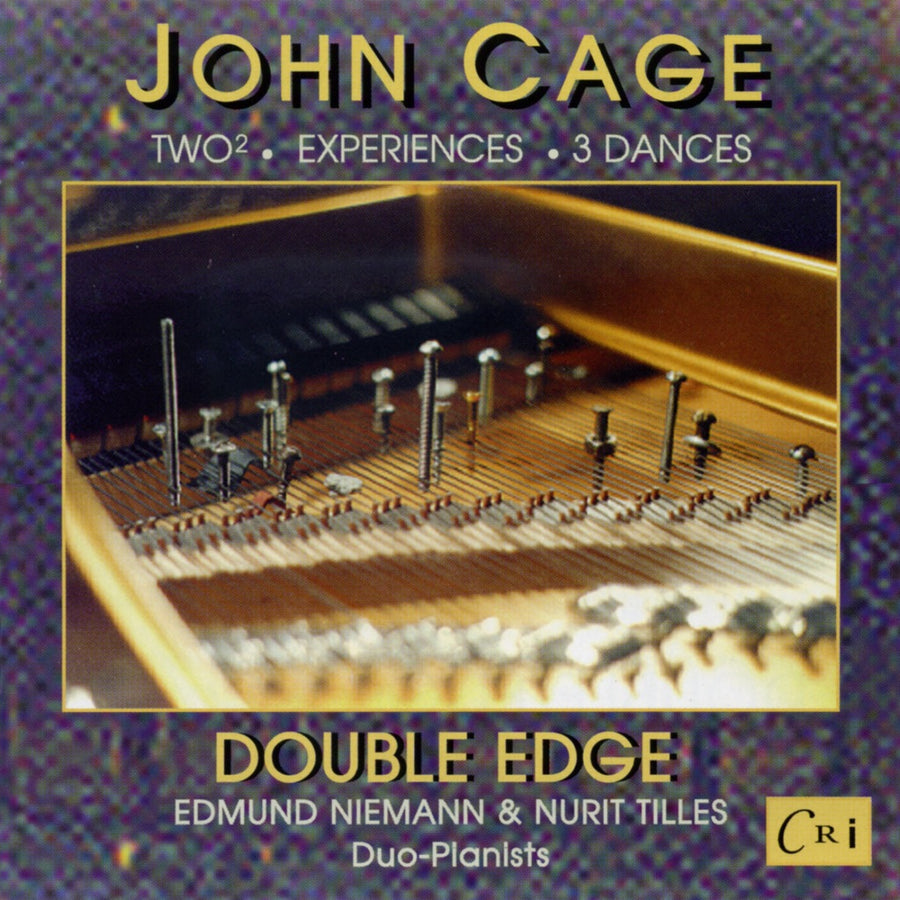 John Cage: Music for Two Pianos