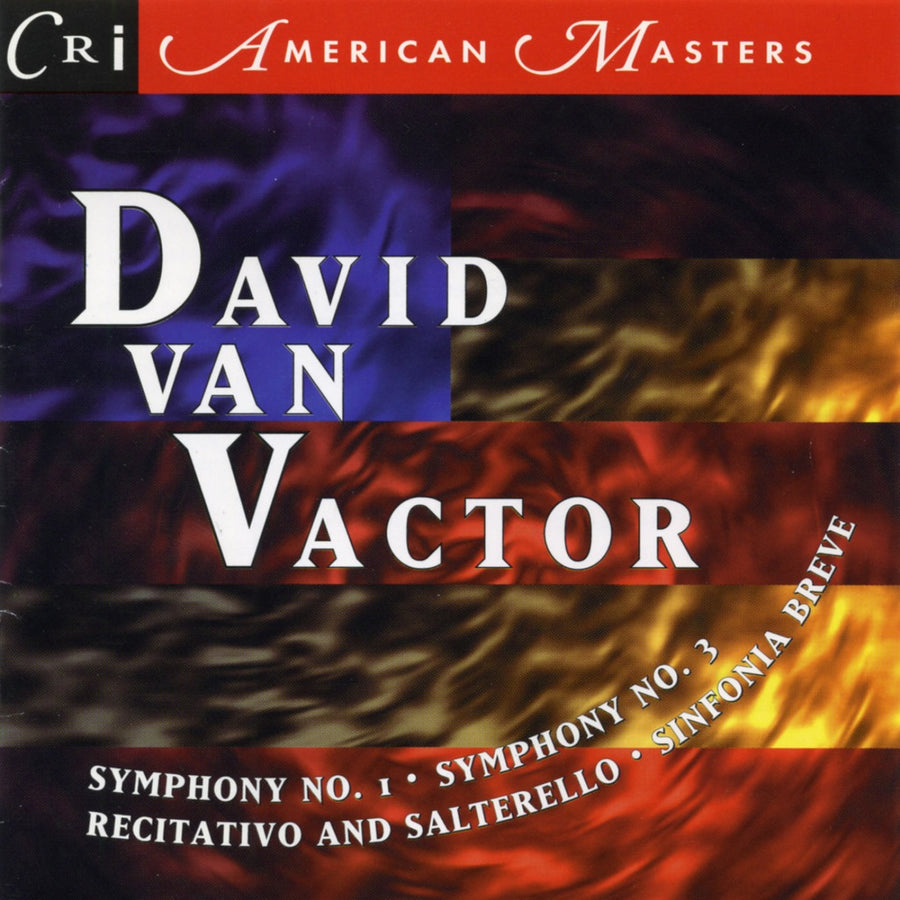 Music of David Van Vactor