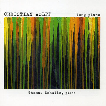 Christian Wolff: Long Piano