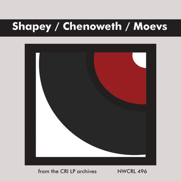 Shapey, Chenoweth & Moevs: Piano Works