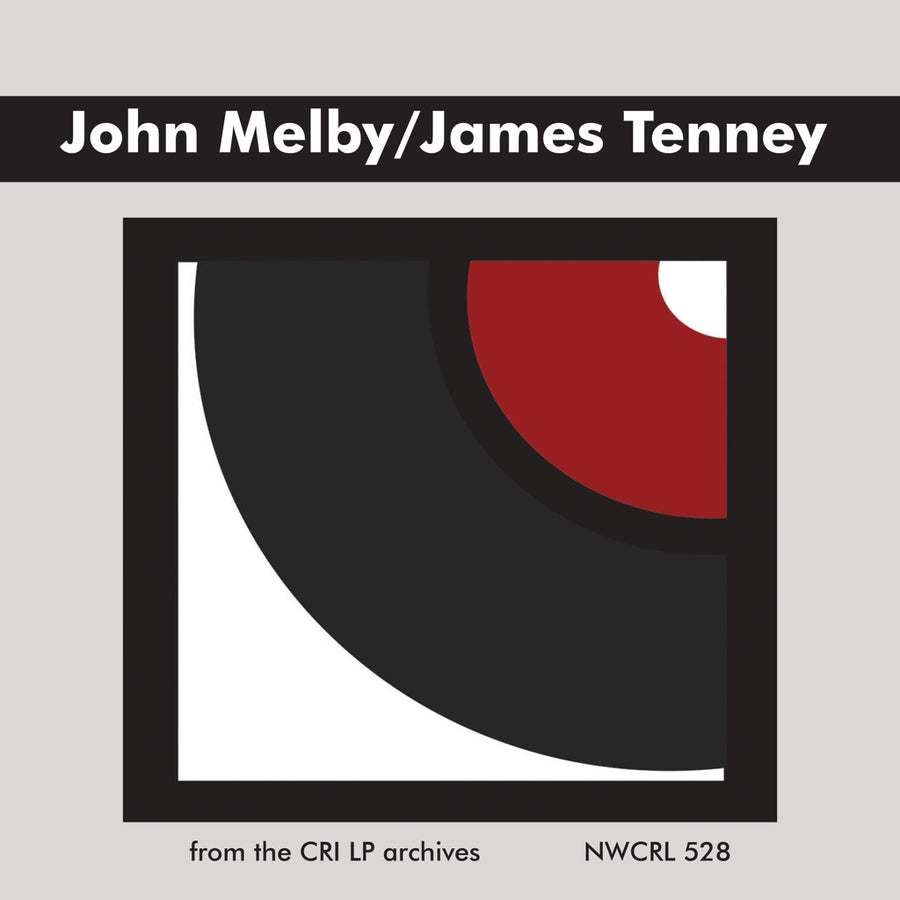 John Melby: Concerto for Violin, English Horn, & Tape; James Tenney: Saxony