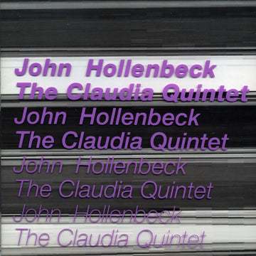 John Hollenbeck: The Claudia Quintet