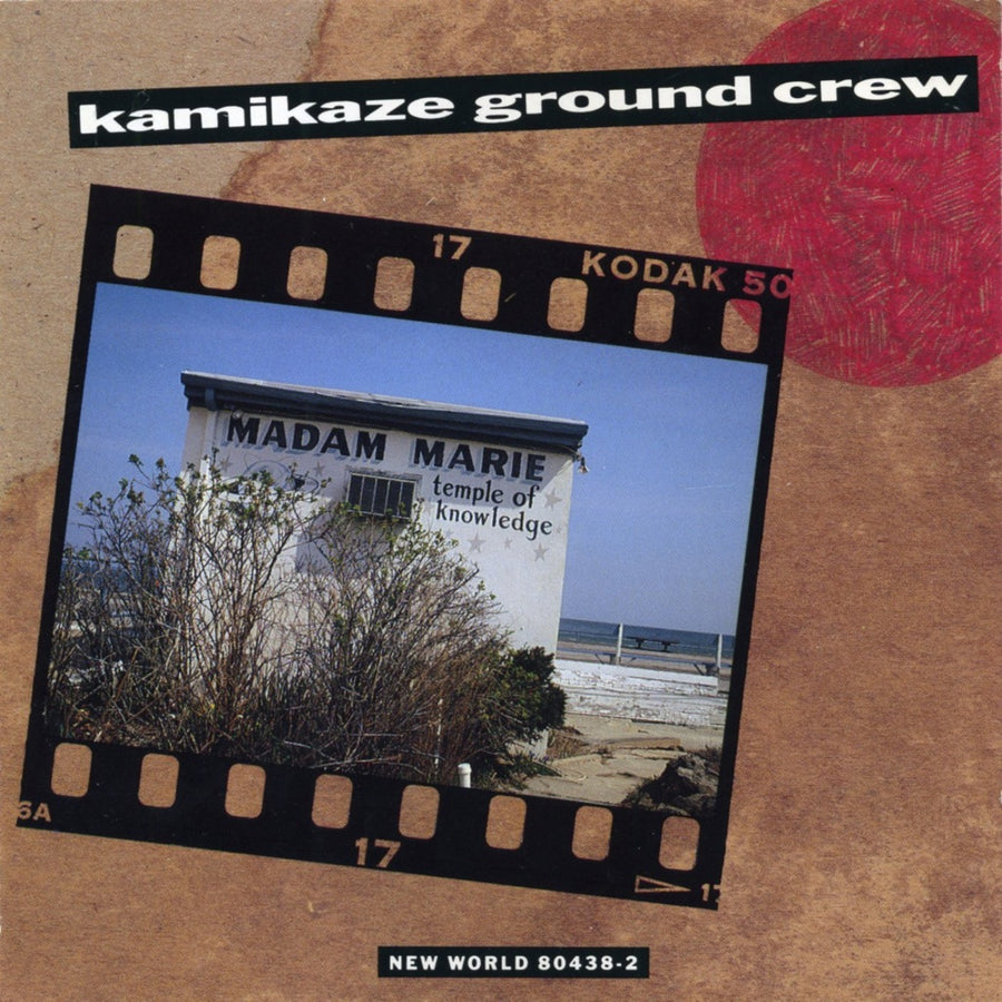 Kamikaze Ground Crew: Madam Marie?s Temple of Knowledge