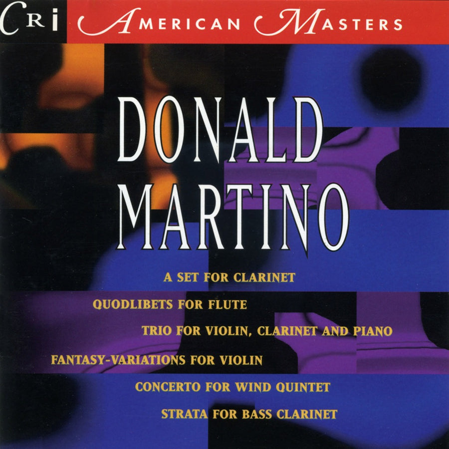Music of Donald Martino