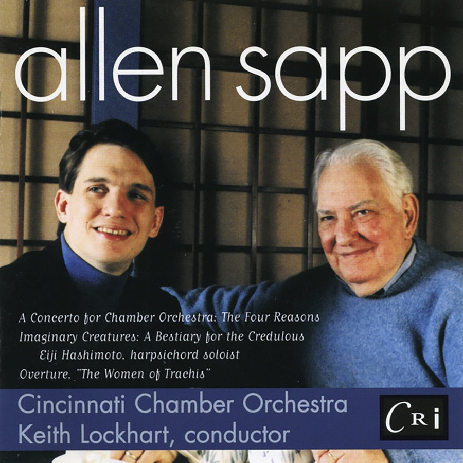 Music of Allen Sapp