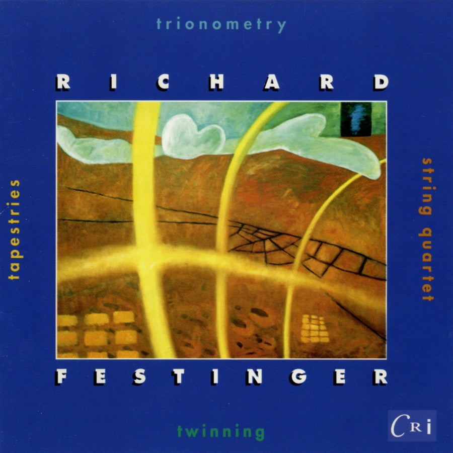 Richard Festinger: Tapestries and Other Works
