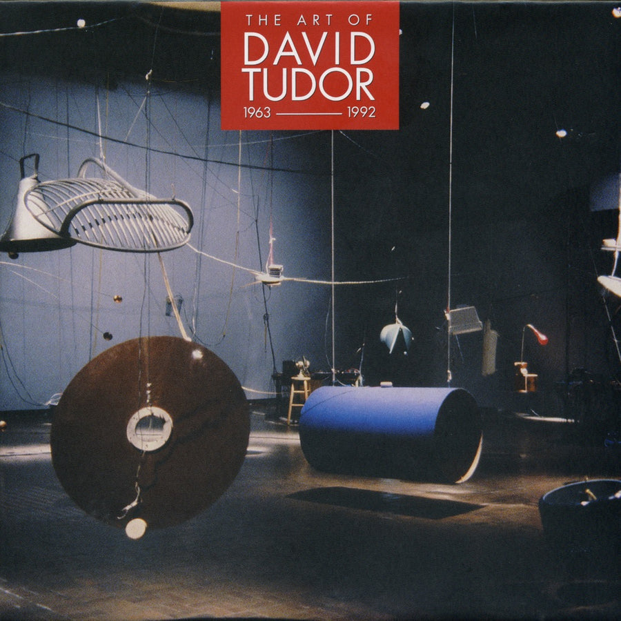 The Art of David Tudor (1963-1992), Vol. 3 (digital only)