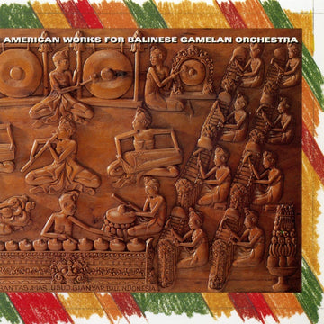 American Works for Balinese Gamelan