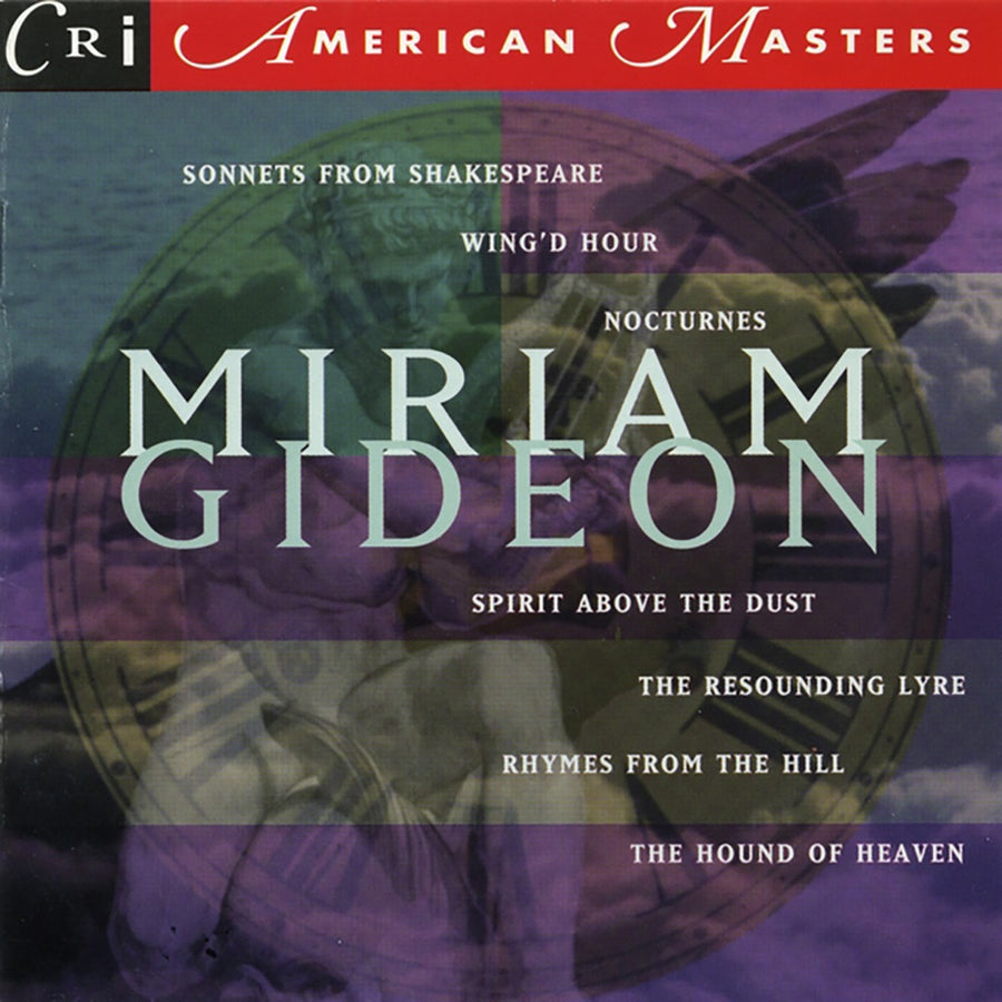Music of Miriam Gideon