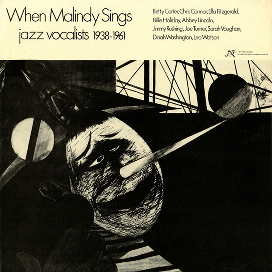 When Malindy Sings: Jazz Vocalists 1938-1961