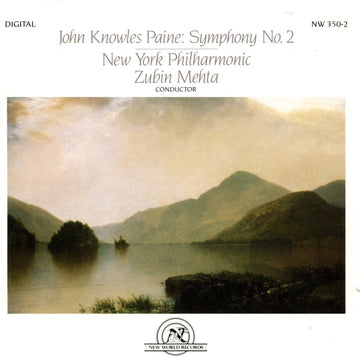 John Knowles Paine: Symphony No. 2 in A, Op. 34