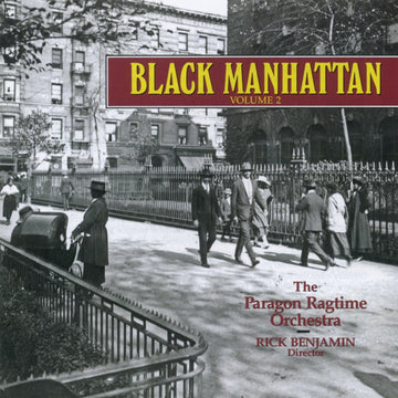 Black Manhattan, Vol. 2