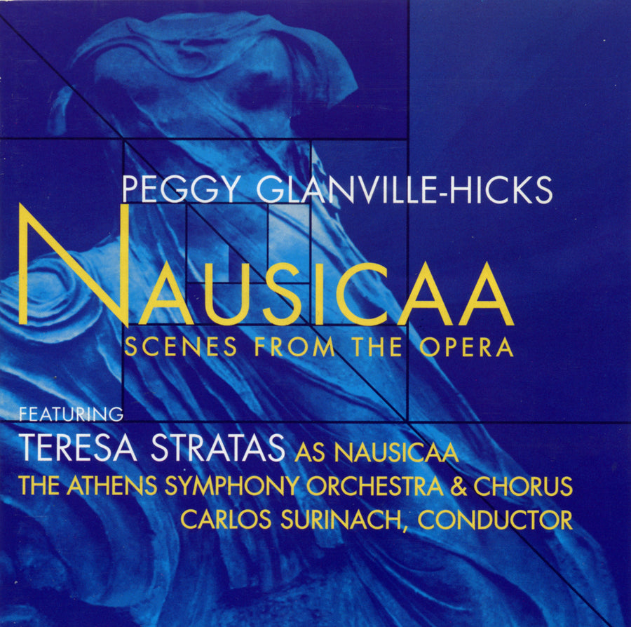 Peggy Glanville-Hicks: Nausicaa, scenes from the opera