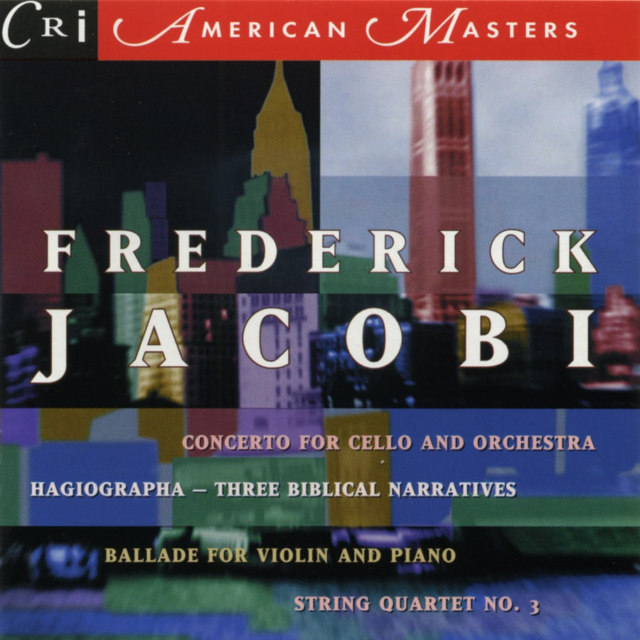 Music of Frederick Jacobi