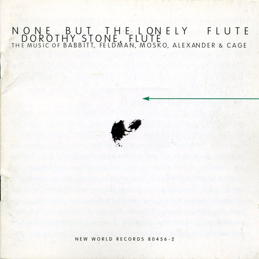 None But the Lonely Flute