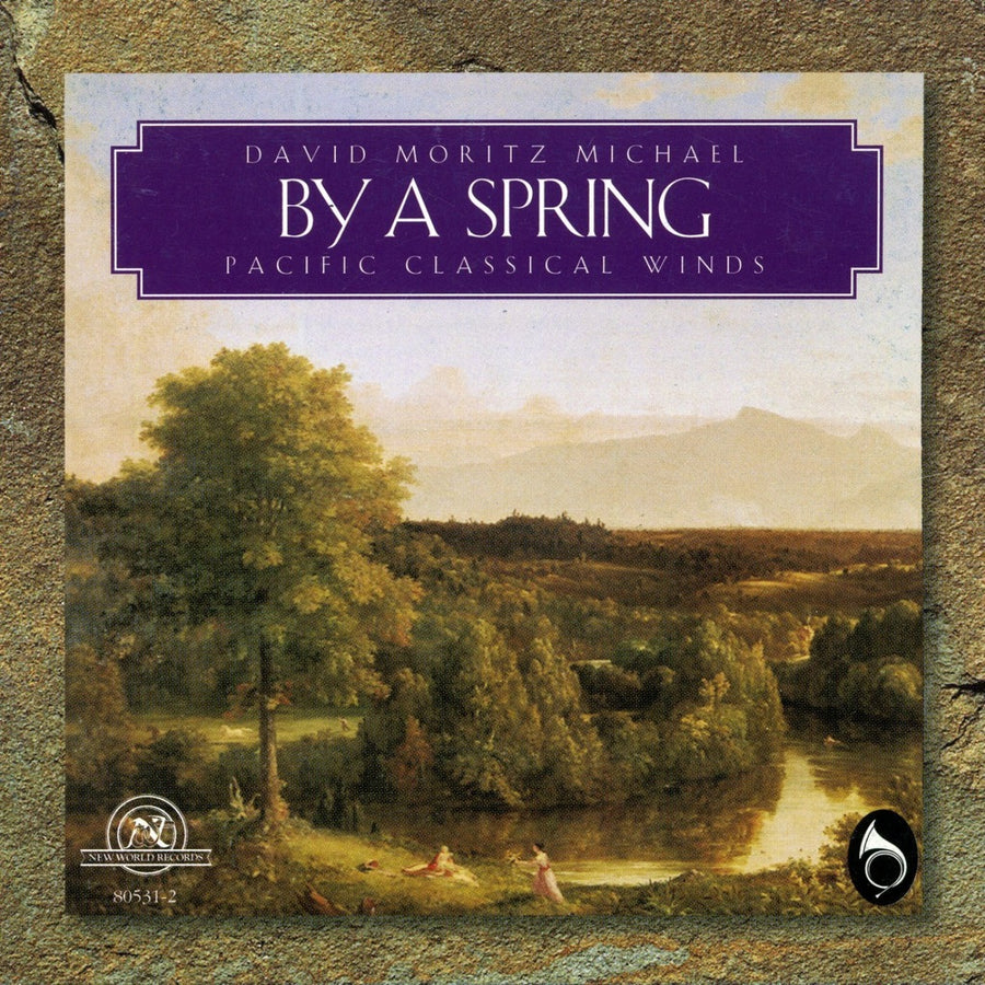 David Moritz Michael: By a Spring