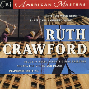Music of Ruth Crawford