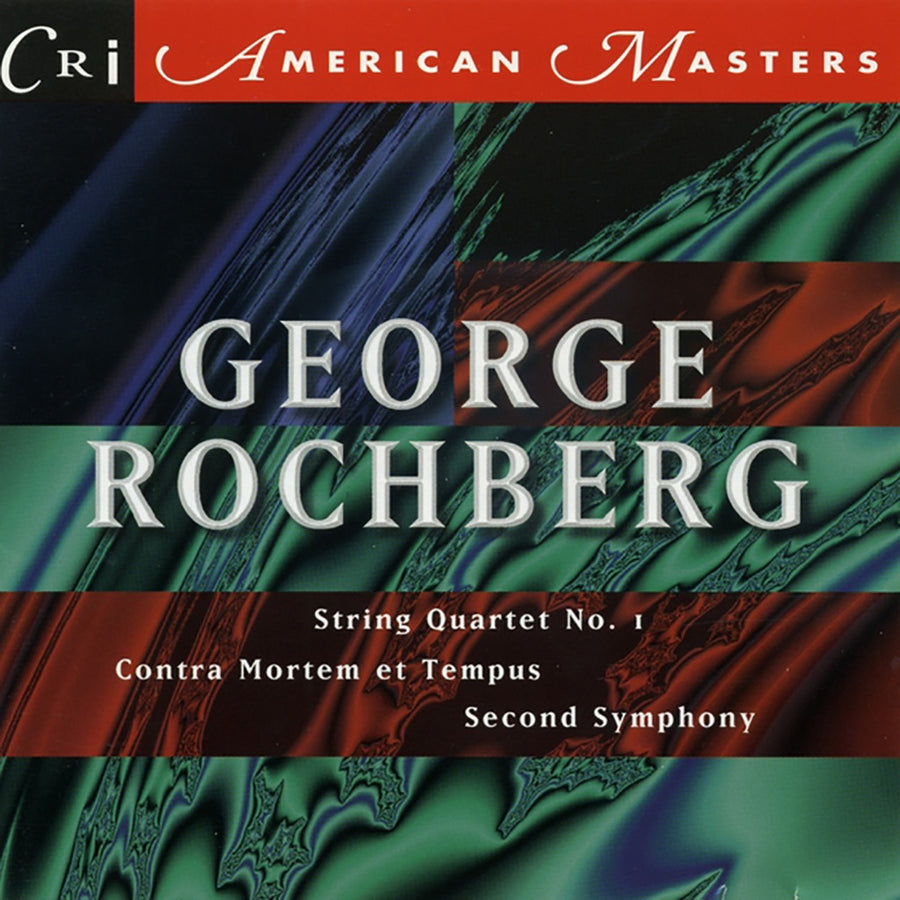Music of George Rochberg, Vol. 1