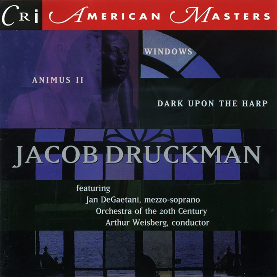 Music of Jacob Druckman