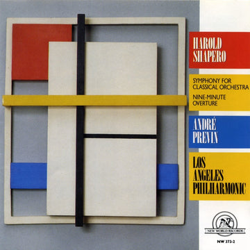 Harold Shapero: Symphony for Classical Orchestra