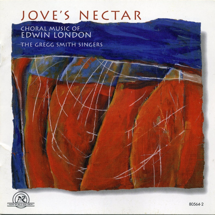 Edwin London: Jove's Nectar