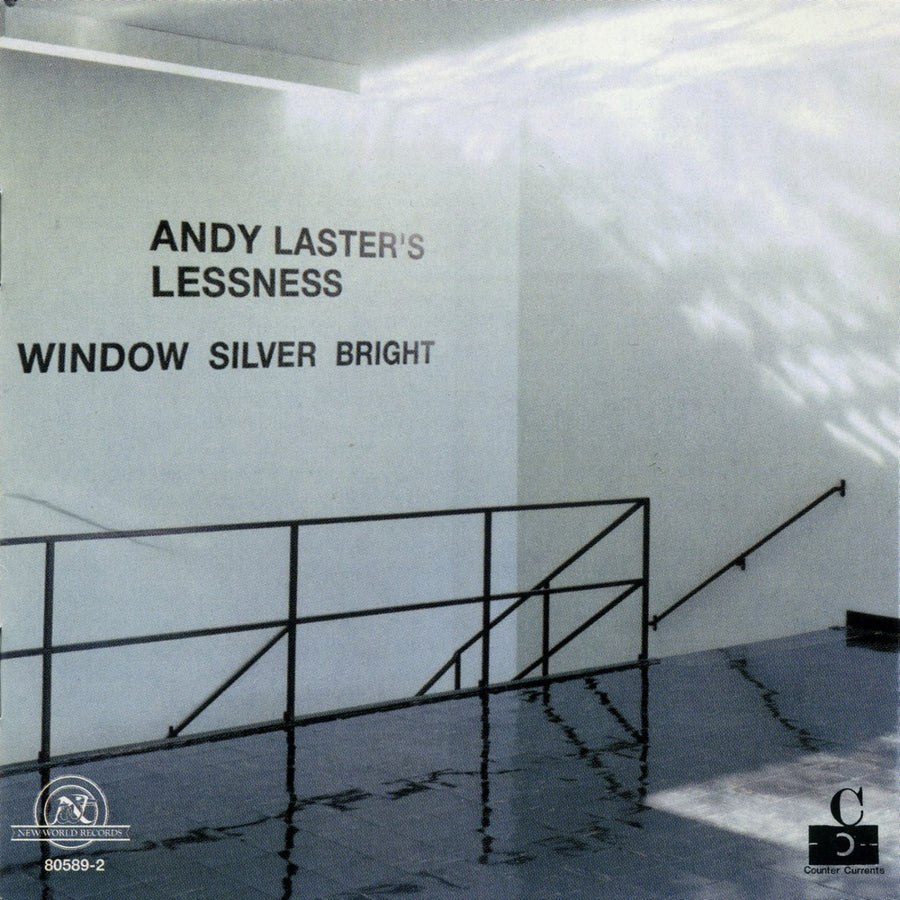 Andy Laster: Window Silver Bright