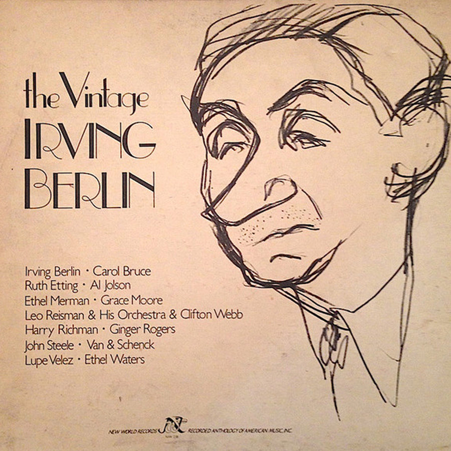 The Vintage Irving Berlin
