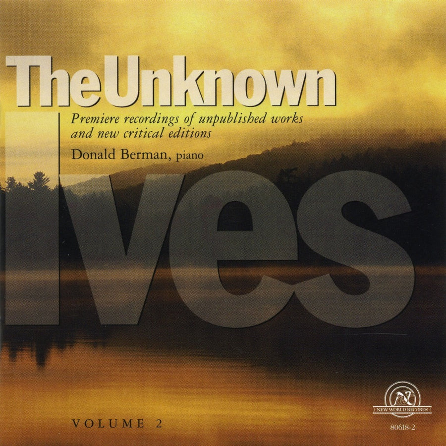 The Unknown Ives, Volume 2