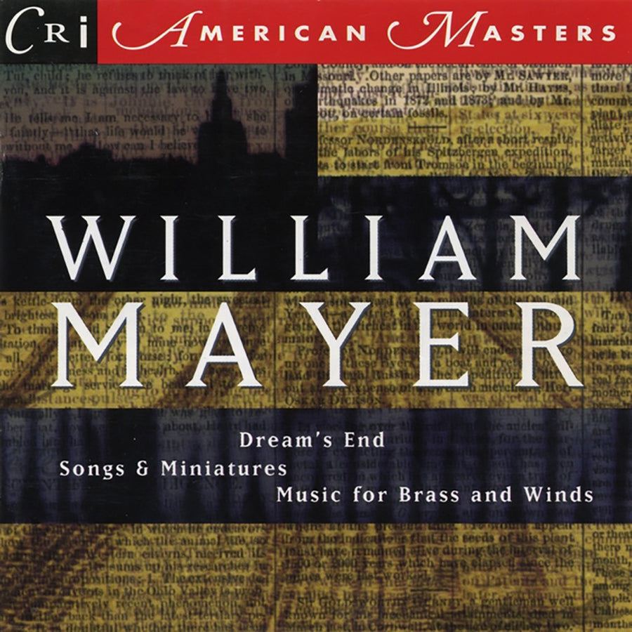 Music of William Mayer