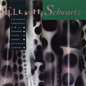 Music of Elliott Schwartz