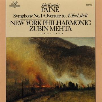 John Knowles Paine: Symphony #1