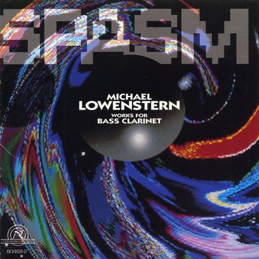 Michael Lowenstern: Spasm