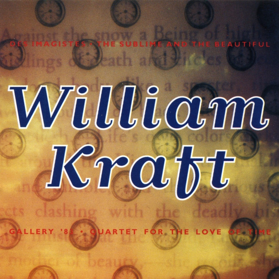 Music of William Kraft