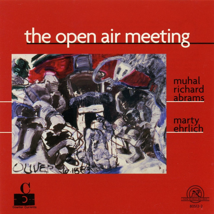 Muhal Richard Abrams and Marty Ehrlich: Open Air Meeting
