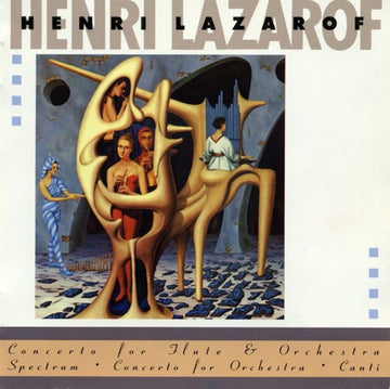 Music of Henri Lazarof