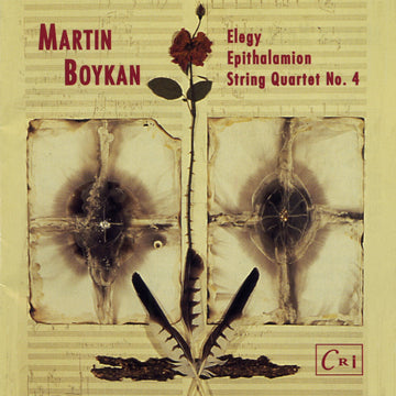Music of Martin Boykan