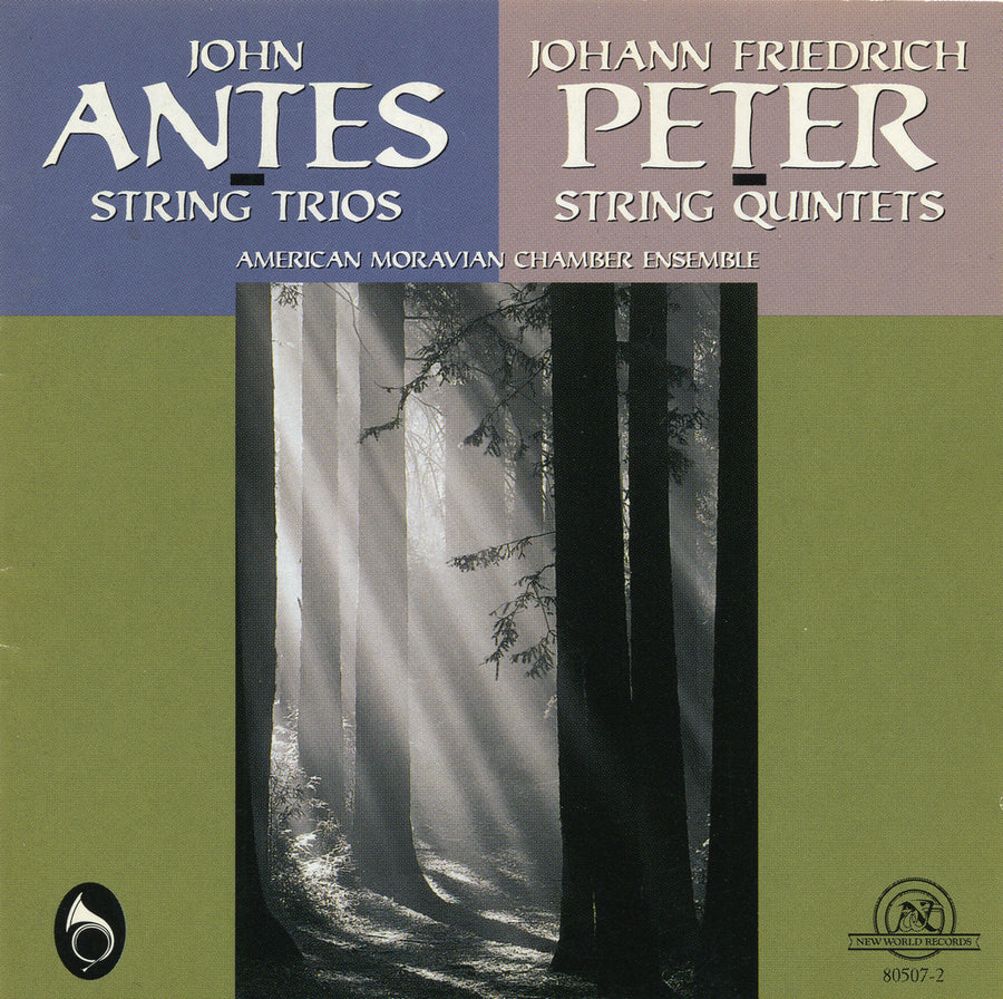 Antes: String Trios/Peter: String Quintets