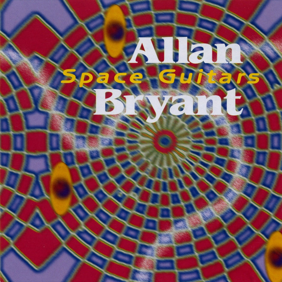 Allan Bryant: Space Guitars