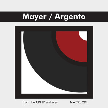 Music of William Mayer & Domenick Argento