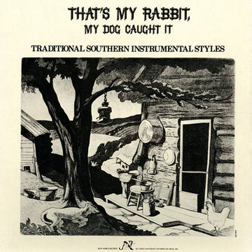 That's My Rabbit, My Dog Caught It: Traditional Southern Instrumental Styles