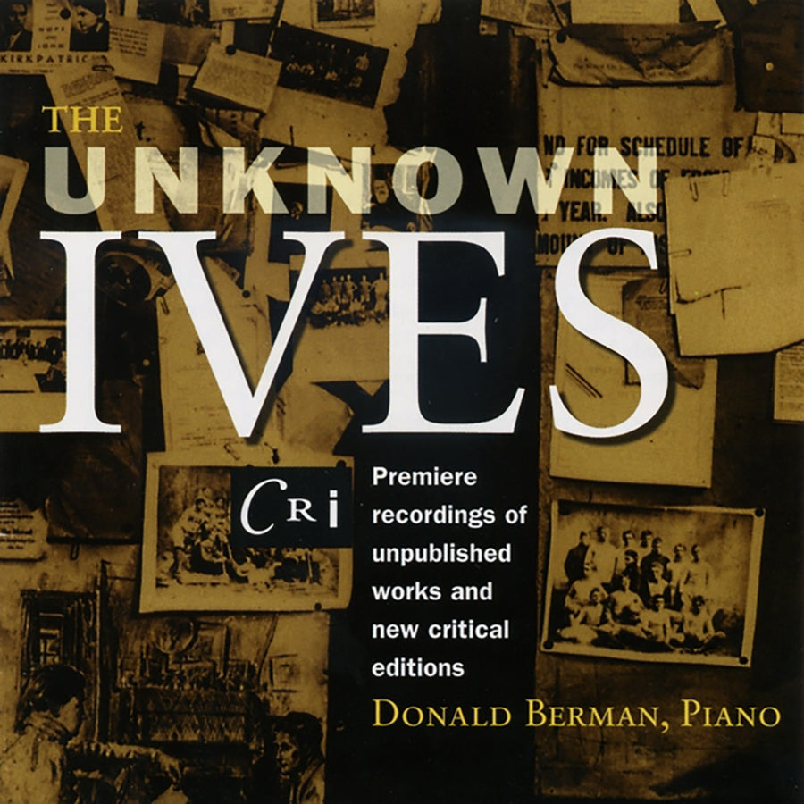 The Unknown Ives