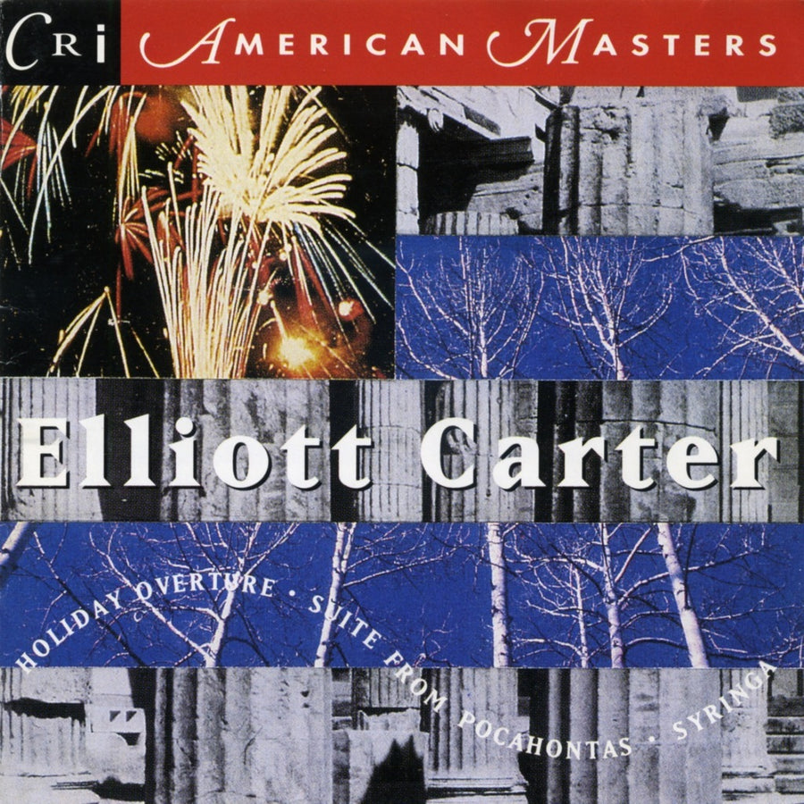 Music of Elliott Carter