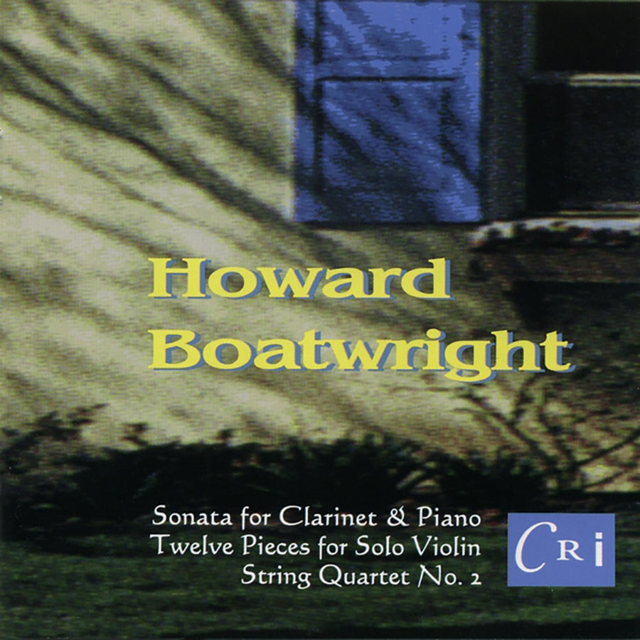 Music of Howard Boatwright