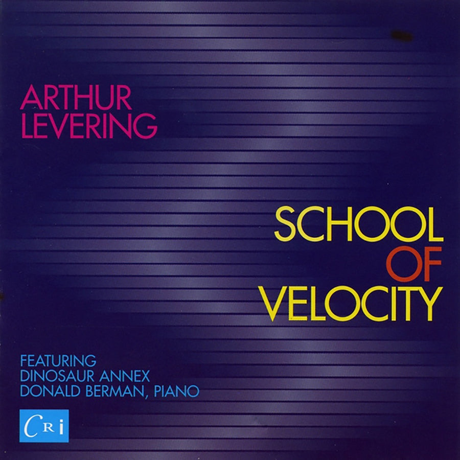 Arthur Levering: School of Velocity